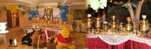 برگزاری جشن تولد