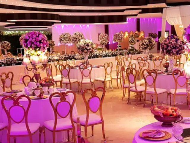 تشریفات عروسی و خدمات مجالس